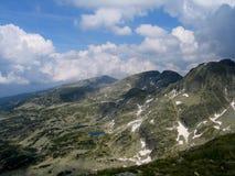 Montanha de Rila Fotografia de Stock Royalty Free