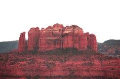 Montanha de Sedona Imagens de Stock