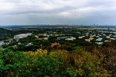 Montanha de Shanghai Sheshan fotos de stock