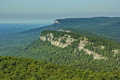 Montanha de Shawangunk Fotos de Stock Royalty Free