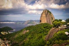 Montanha de Sugarloaf Imagens de Stock