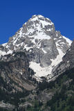Montanha de Teton Foto de Stock Royalty Free