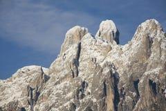 Montanha de três dedos Imagem de Stock Royalty Free