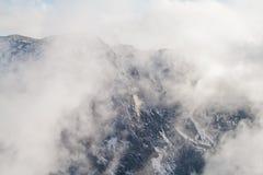 Montanha de Trisselwand Fotografia de Stock