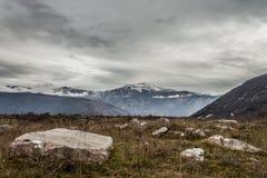 Montanha de Velez imagem de stock royalty free