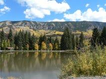 Montanha de Whiteside Imagens de Stock Royalty Free