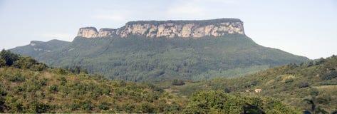 Montanha de Wu NU Shan Foto de Stock Royalty Free