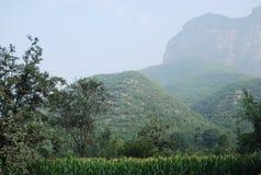 Montanha de Yuntai Imagem de Stock Royalty Free