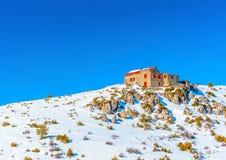 Montanha de ZIria fotografia de stock