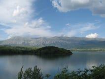 Montanha Dinara Fotografia de Stock