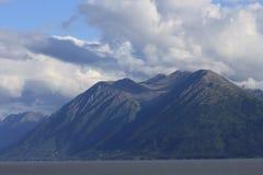 Montanha do Alasca Fotografia de Stock Royalty Free