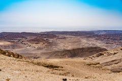 Montanha do deserto foto de stock