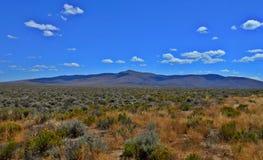 Montanha do deserto Imagens de Stock Royalty Free