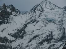 Montanha do gelo Imagem de Stock