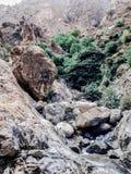 Montanha do marakech do fatma do siti imagem de stock