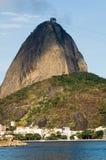 Montanha do naco do açúcar Fotos de Stock Royalty Free