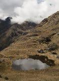 Montanha do Peru Imagens de Stock