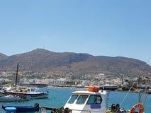 Montanha do porto Foto de Stock Royalty Free