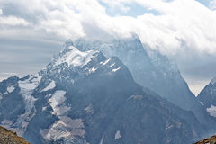 Montanha Dombai Foto de Stock Royalty Free