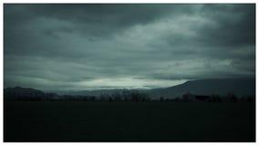 Montanha dos deuses fotografia de stock