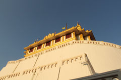 Montanha dourada, Banguecoque, Tailândia Fotografia de Stock