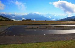 Montanha em Áustria Fotos de Stock