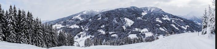 Montanha em Áustria Fotografia de Stock