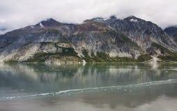 Montanha em Alaska fotos de stock royalty free