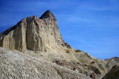 Montanha em Death Valley Imagem de Stock