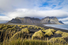 Montanha em Islândia Fotografia de Stock Royalty Free