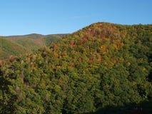 Montanha em mudança Imagem de Stock Royalty Free