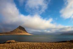 Montanha em Snefellsnes Imagens de Stock