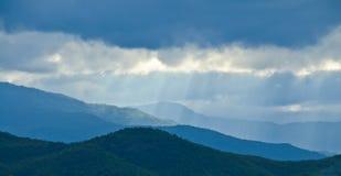 Montanha em Tailândia Fotografia de Stock Royalty Free