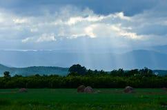 Montanha em Tailândia Foto de Stock