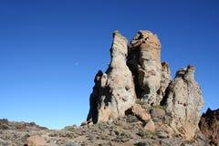 Montanha em Tenerife fotografia de stock