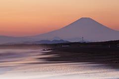 Montanha Fuji fotos de stock