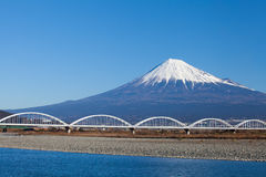 Montanha Fuji imagens de stock royalty free