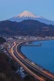 Montanha Fuji Foto de Stock Royalty Free
