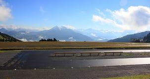 Montanha gelada Fotos de Stock