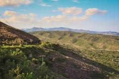 Montanha Grécia Fotografia de Stock