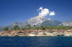Montanha grande Fotografia de Stock Royalty Free