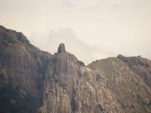 Montanha idêntica de Jusus Imagens de Stock Royalty Free