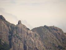Montanha idêntica de Jusus Fotos de Stock
