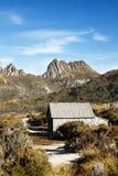 Montanha impressionante Austrália do berço Fotos de Stock Royalty Free