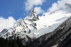 montanha Ine Imagem de Stock Royalty Free