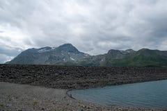 Montanha Lake Fotos de Stock