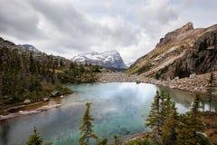 Montanha Lake Fotos de Stock Royalty Free