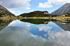 Montanha Lake Imagem de Stock Royalty Free