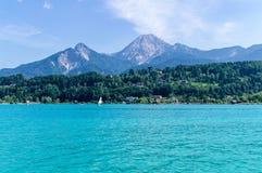 Montanha Lake Fotografia de Stock