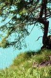 Montanha Lake Foto de Stock